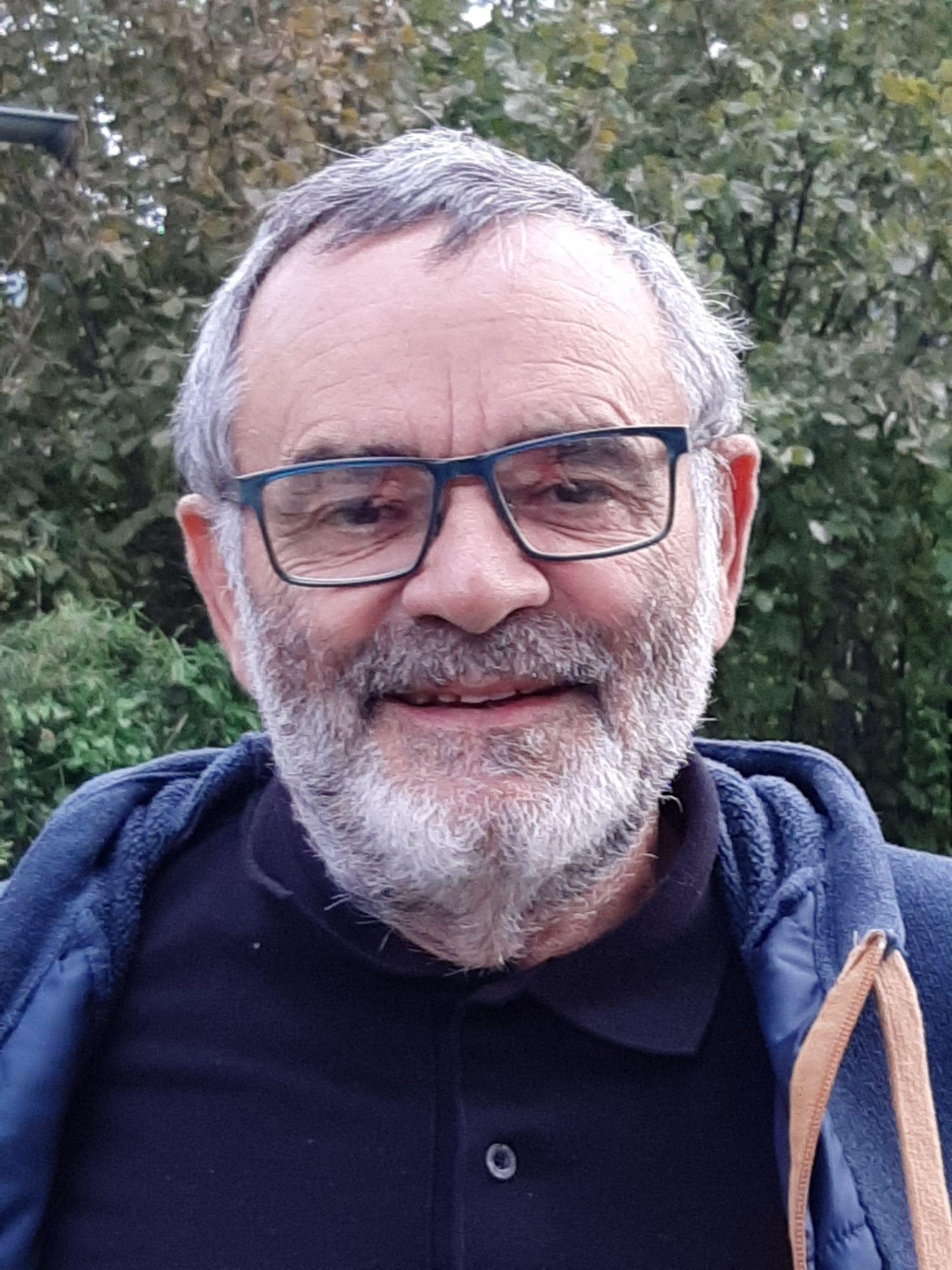Robert PERRET, Conseiller municipal
