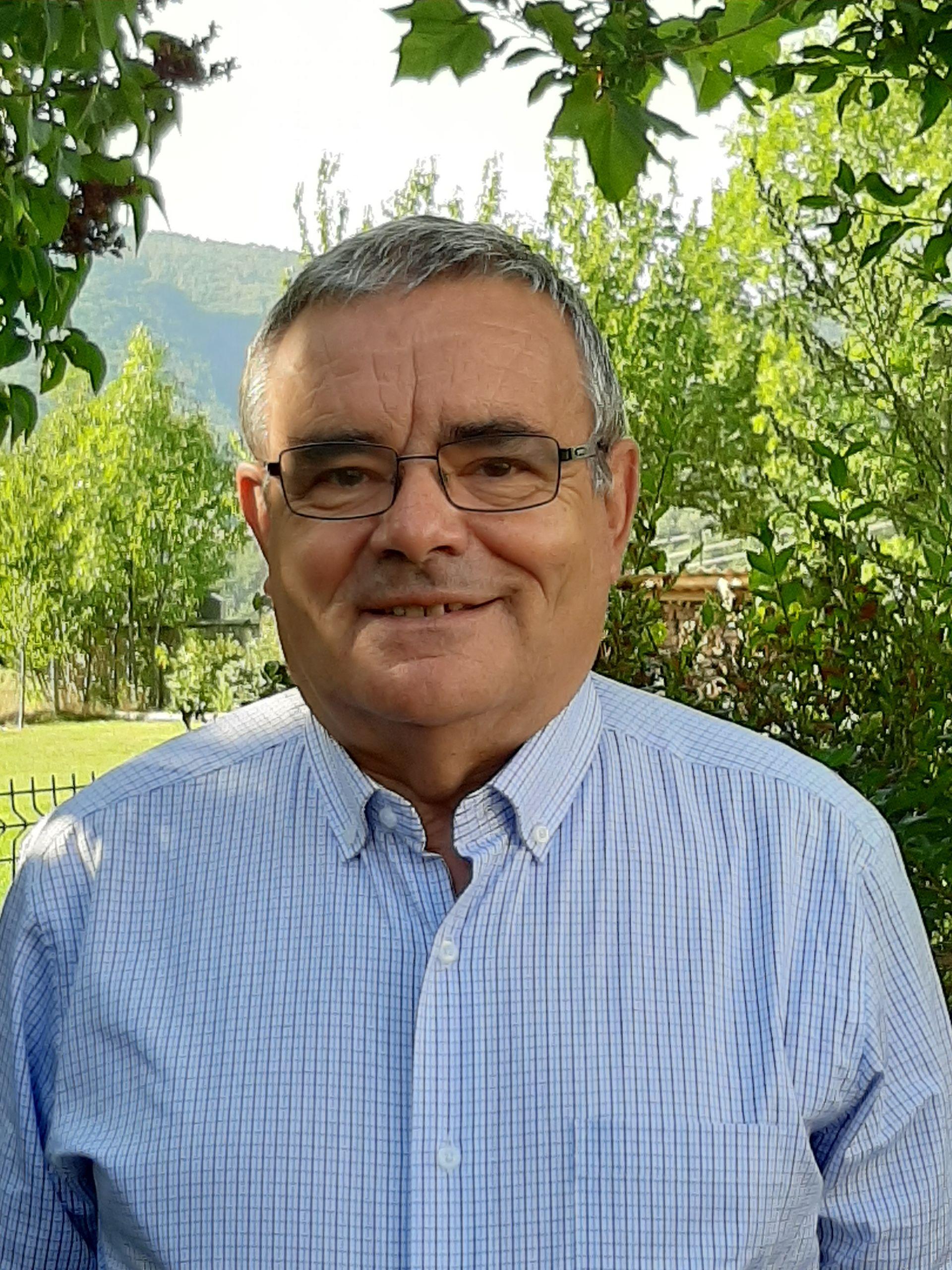 Jean-Marc AUROUZE, Maire de Montgardin